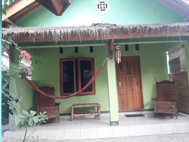 Pelangi Homestay Bungalow #4, holiday rental in Gili Gede