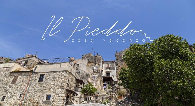 IL PIEDDO, holiday rental in San Menaio