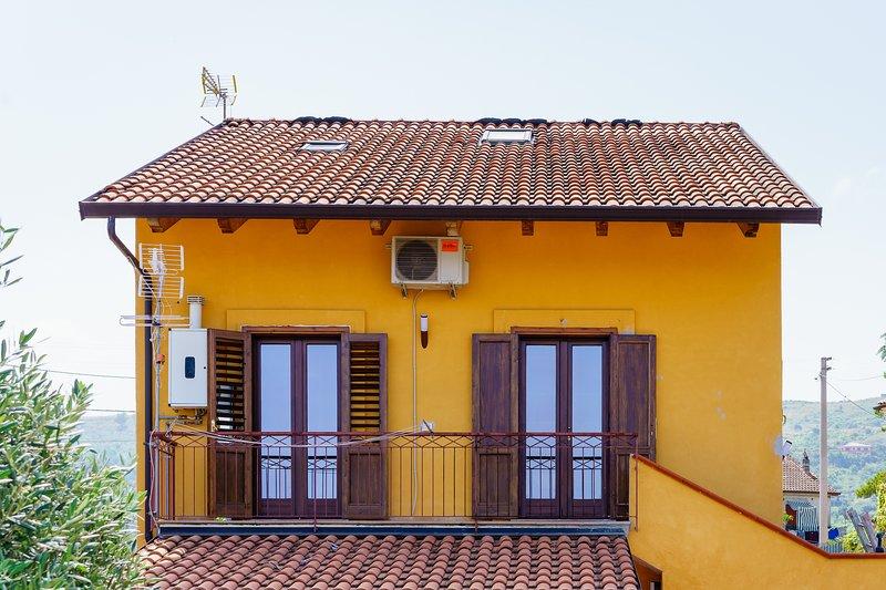 Vistamare Cottage, location de vacances à Agropoli