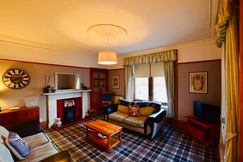 The Gables, holiday rental in Crail