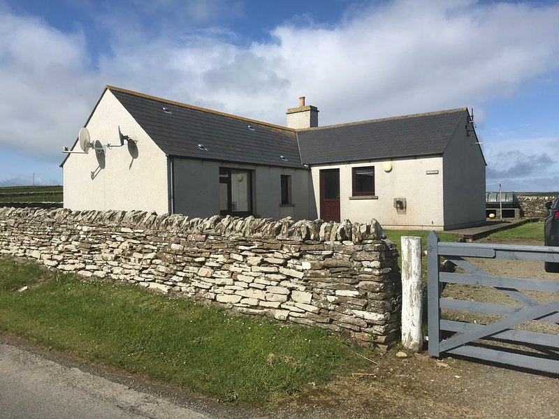 Brekkan, holiday rental in Birsay