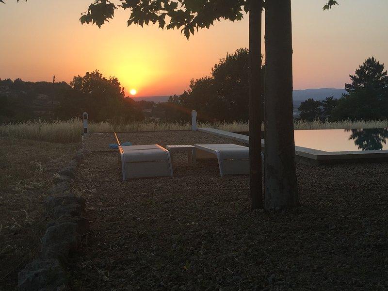 Bastide casamira, holiday rental in Buoux