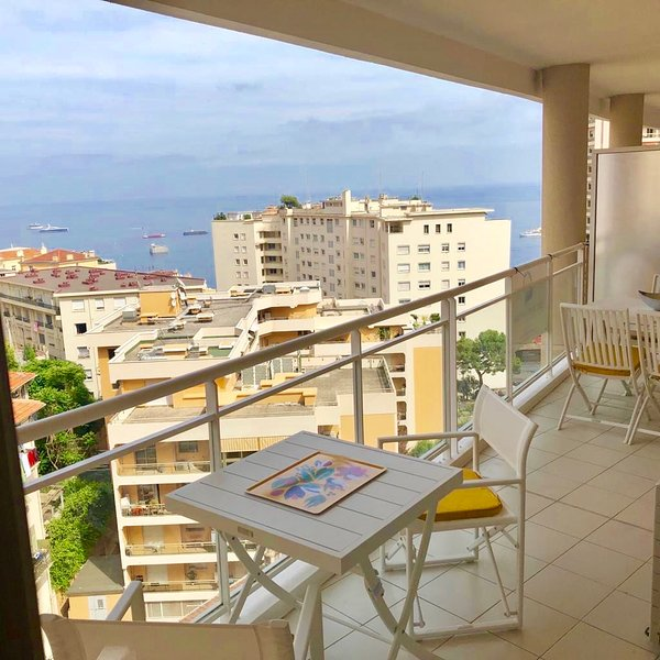 Orchid 2 bed luxurious Monaco parking optional, holiday rental in Beausoleil
