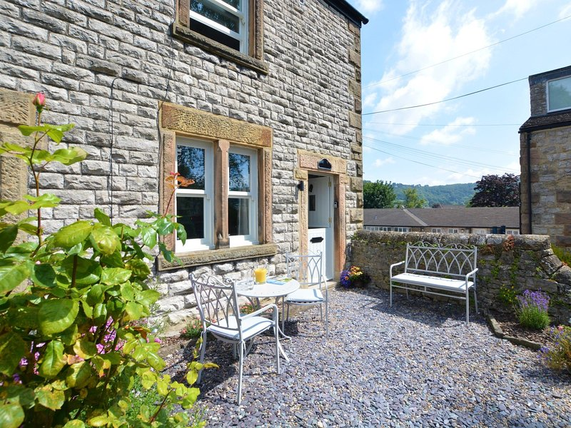 Stay in this gorgeous stone Peak District cottage