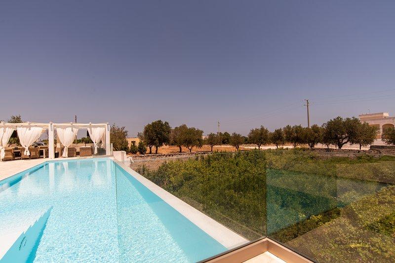 Masseria Limonaia & Spa, holiday rental in Pezze di Greco
