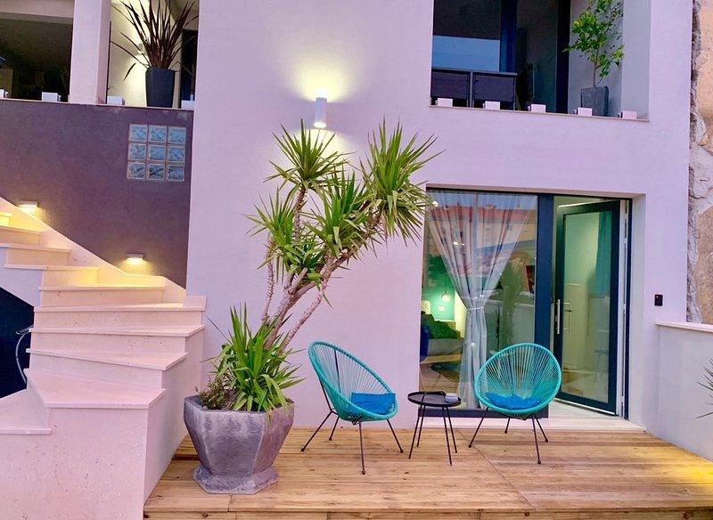 Beautiful Graund floor suite, vacation rental in Omis
