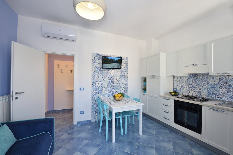 Casa flavia, vacation rental in Maiori