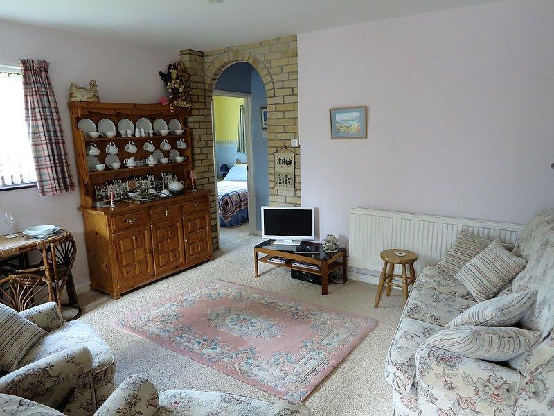 Cae y Rhedyn Annexe, casa vacanza a Pengenffordd