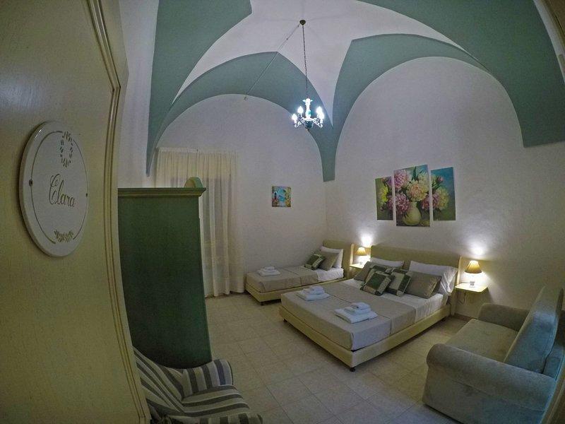 A CASA TU ZI MELU, location de vacances à Felline