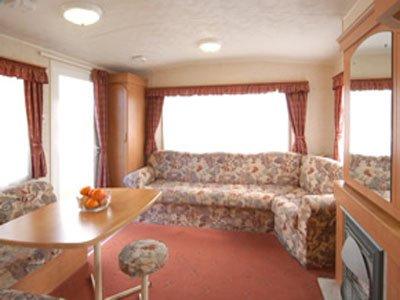 Caernarfon Bay Caravan Park, holiday rental in Dinas Dinlle