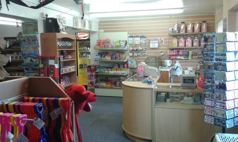Beachcomber gift shop