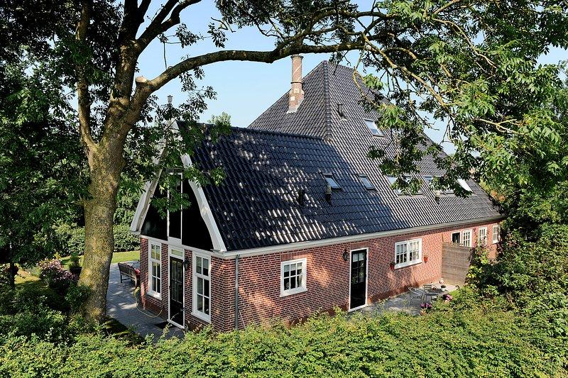 B&B De Hemme = rust, ruimte en romantiek, aluguéis de temporada em Westerland