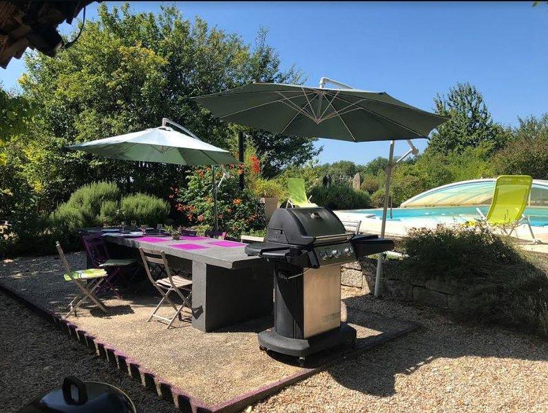 La Grange de Jane, vacation rental in Labastide-de-Penne