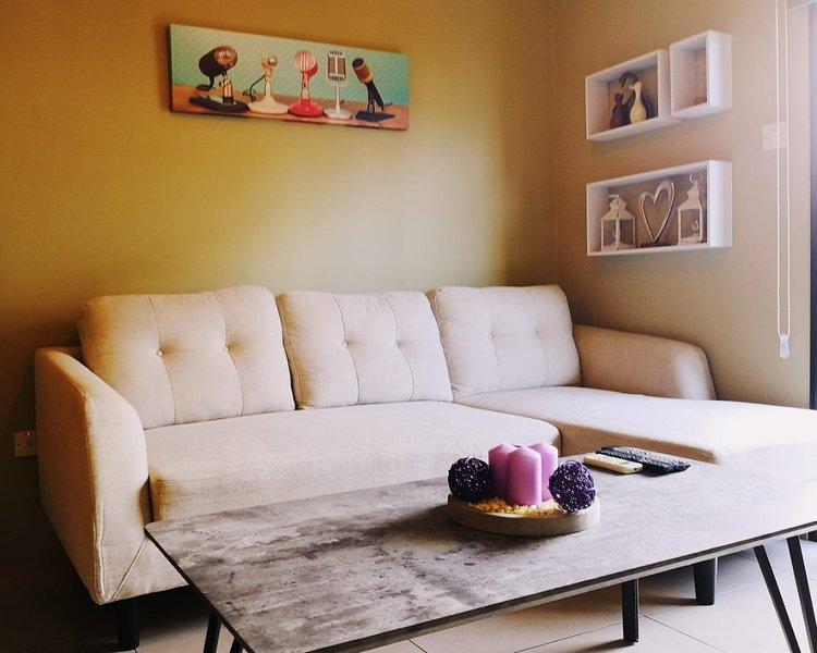 Maria's apartment – semesterbostad i Livadia