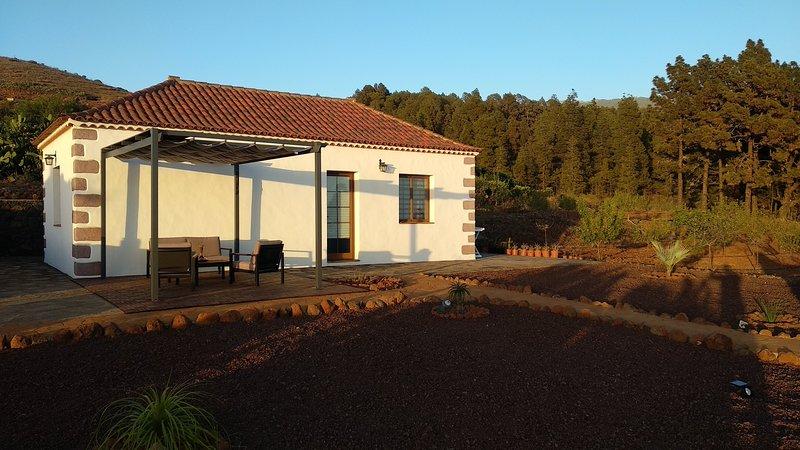 Casa Los Almendros, alquiler vacacional en Puntagorda
