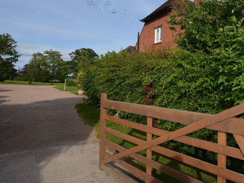 Das Tor zu einem wunderschönen Urlaub in Shropshire