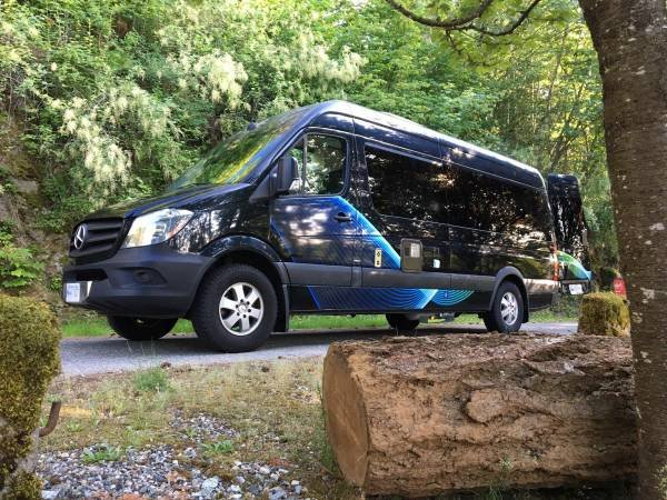 Luxurious Sprinter Camper Van/RV for rent, vacation rental in Burnaby