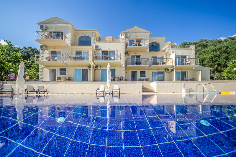 Spileo House Apartments, holiday rental in Corfu