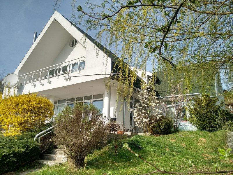 White Villa - Transylvania, holiday rental in Covasna
