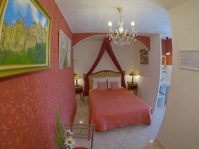 RUBIS Classic room, Ferienwohnung in Trebes