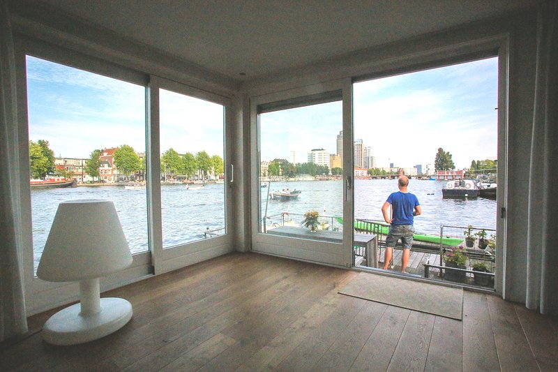 Amstel perfect stay on the water, holiday rental in Duivendrecht