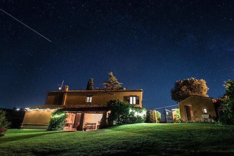 Il casale delle Lucciole, holiday rental in Collevecchio