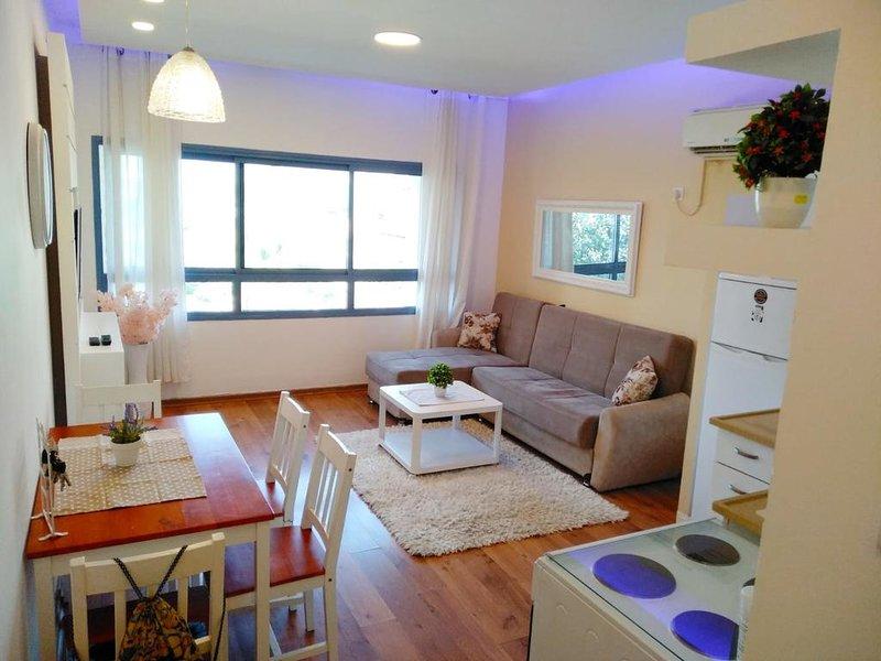 Marina Ashkelon apartment, vacation rental in Ashkelon
