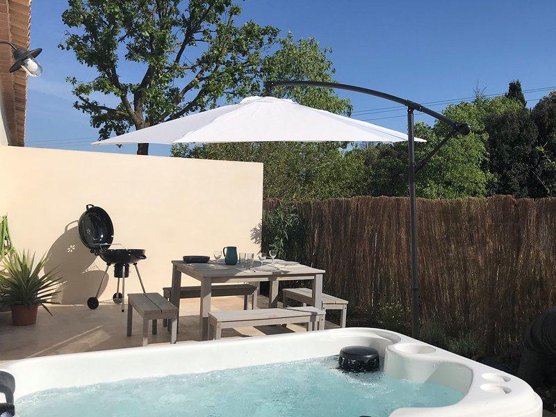 LES MAZETS & SPA D'UZES, vacation rental in Uzes