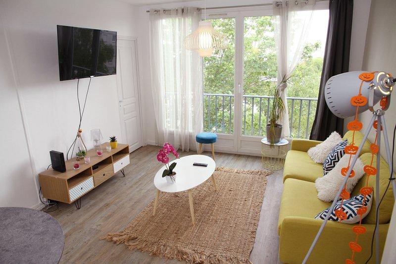 Le Parc de L'Andelle, holiday rental in Fontaine-le-Bourg