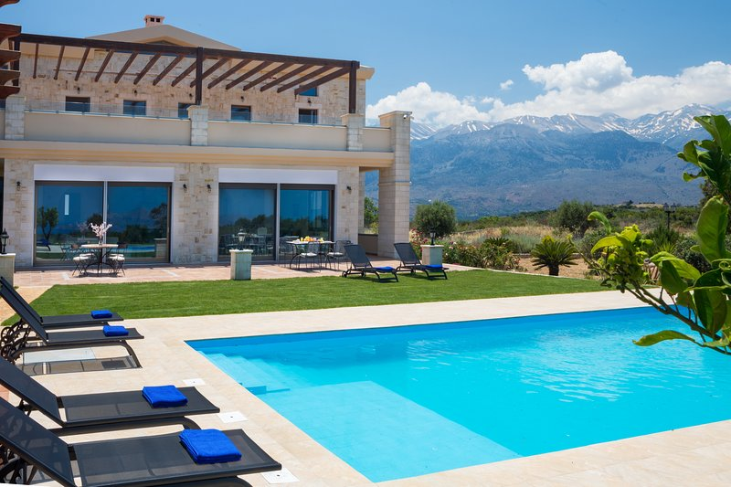 Aphrodite Luxury Retreat, location de vacances à Vamos