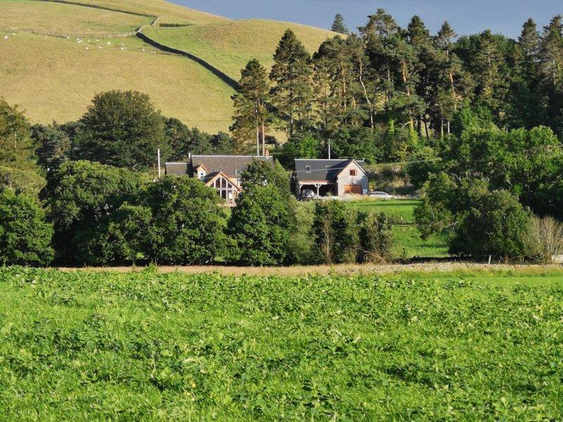The Barn, alquiler de vacaciones en Selkirk