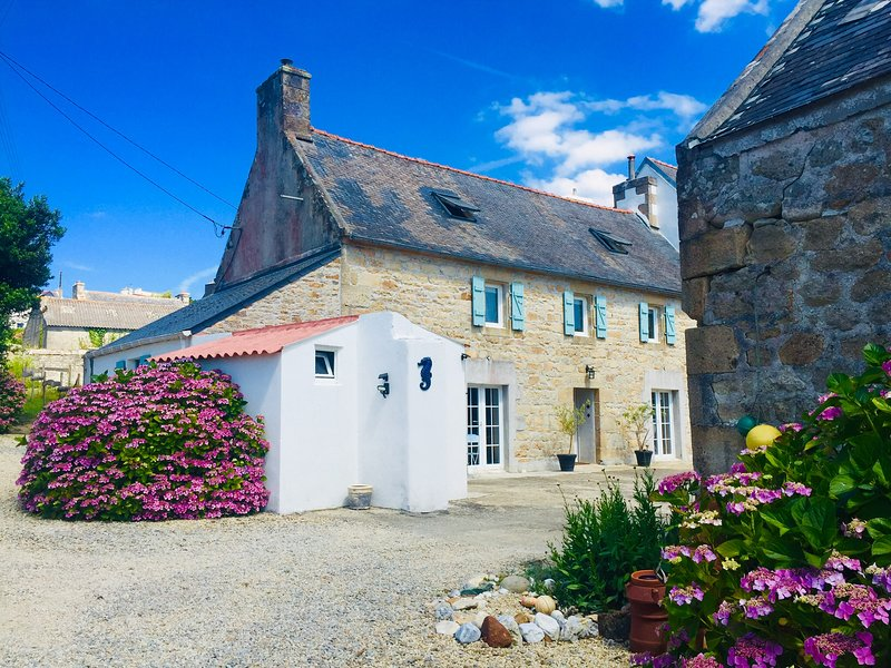 Gîte des alouettes, holiday rental in Plouhinec