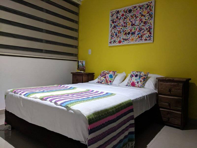 Mi casa es tu casa Hermoso apartamento cerca Unicentro Yopal, Colombia, holiday rental in Yopal
