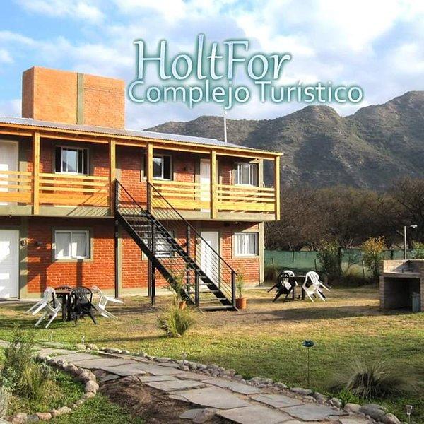 Complejo HoltFor. Departamentos vacacionales, vacation rental in Cuyo