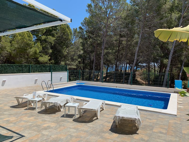 VILLA CALA BLANCA à AMETLLA DE MAR à 70m de la mer, vacation rental in L'Ametlla de Mar
