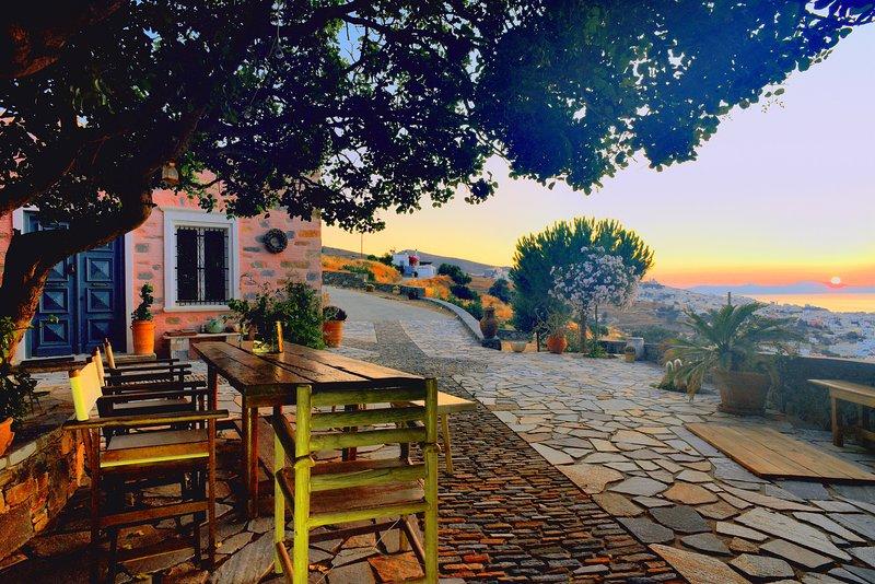 ALMA LIBRE SYROS, location de vacances à Ano Siros