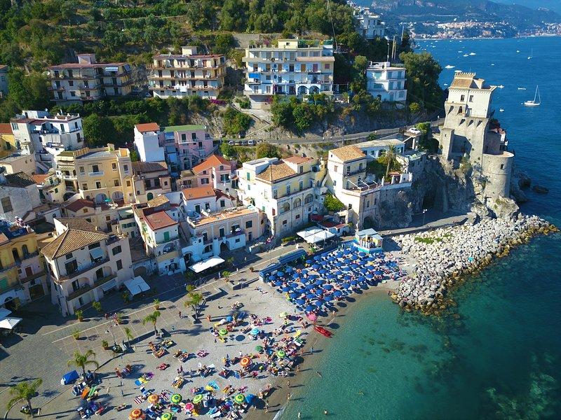 Casa Matilde - Cetara - Costiera Amalfitana, vacation rental in Erchie