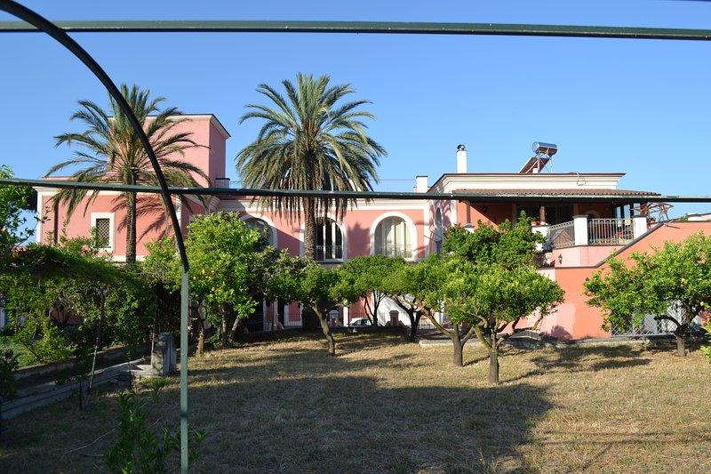 Villa Aura Casa Vacanze, vacation rental in Trecase
