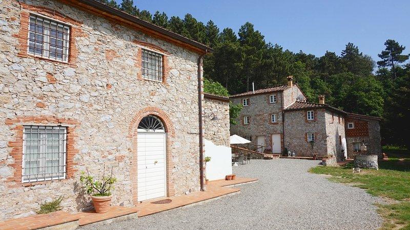 Camera Oliva, alquiler vacacional en Stabbiano