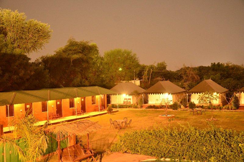 Camp Resort In Pushkar, holiday rental in Pushkar