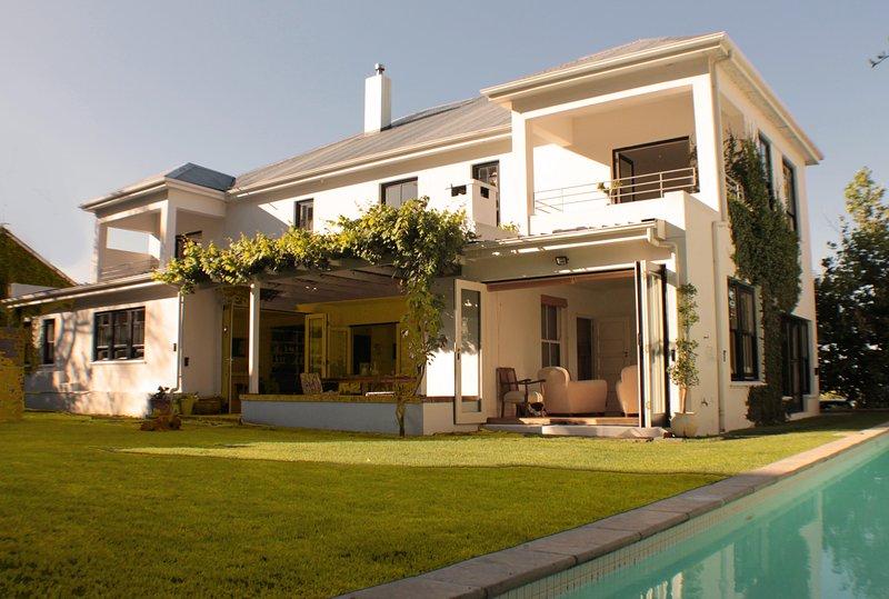Villa Leeuwenhof, holiday rental in Gardens