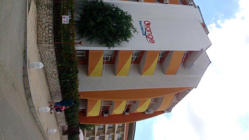 Orange Residence Ap.Hotel, alquiler de vacaciones en Sunny Beach