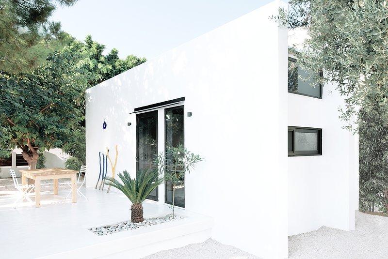 monocabin, holiday rental in Ialyssos