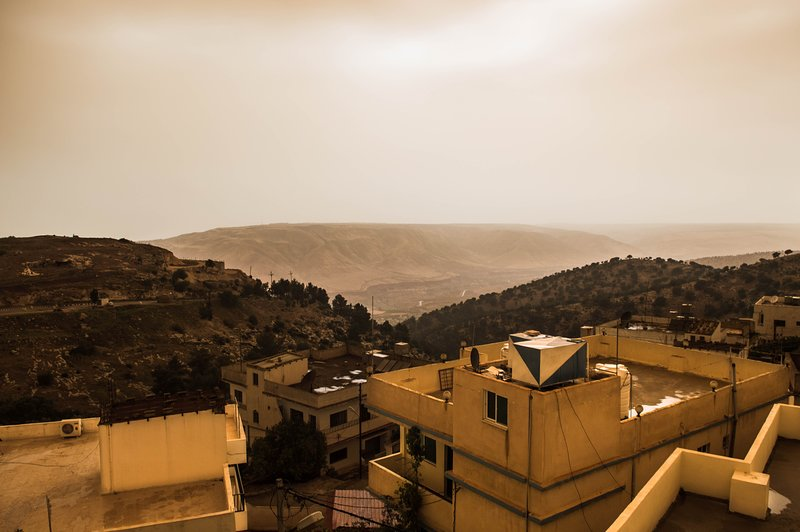 View from Beit Al Baraka