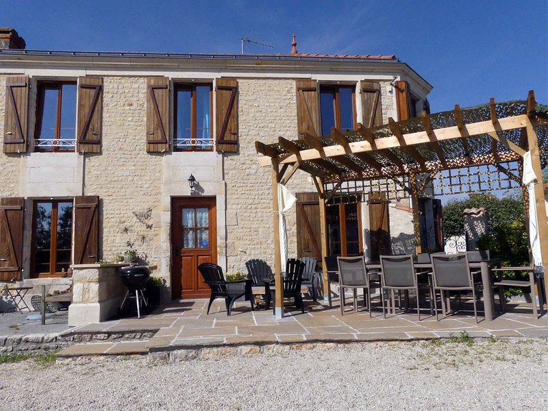 The Old Café Holiday Cottage in Lairoux