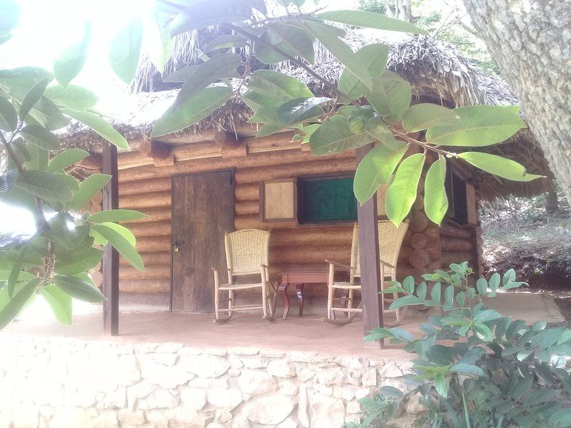 Cabanas Sierraverde Huasteca Potosina palo De Rosa, location de vacances à San Luis Potosi