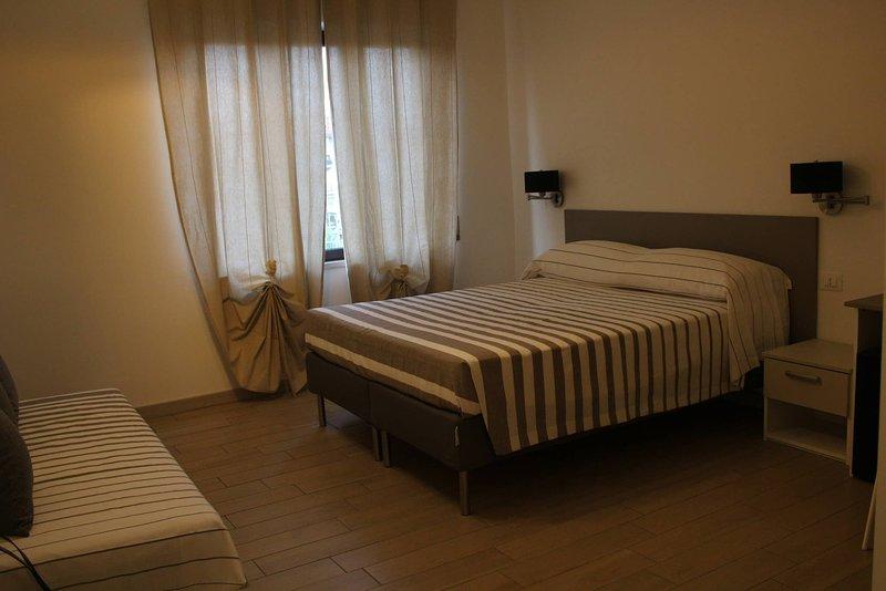 Calla - Stanza Quadrupla - Bb Lasso, holiday rental in Villapiana Lido