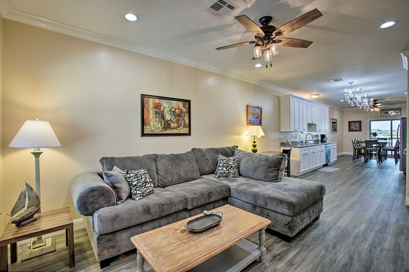 Newly Built House w/Lake Pontchartrain Access, holiday rental in Slidell