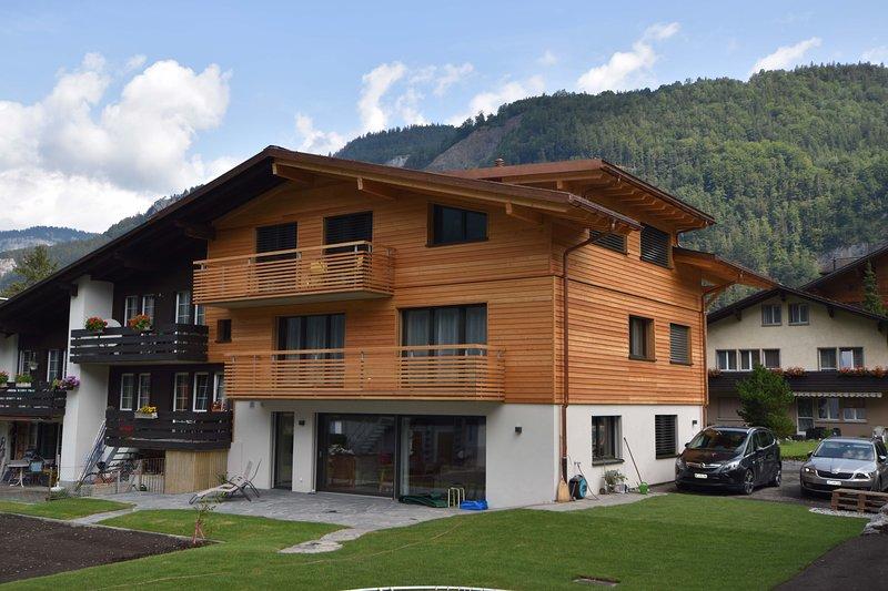 Gemeindematte - Sommer Bergbahnen inklusive, location de vacances à Meiringen