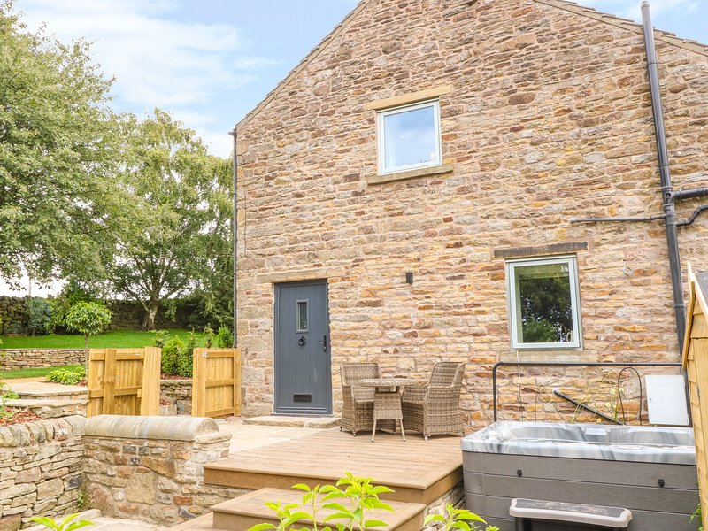 Over Lea Barn, Hayfield, holiday rental in New Mills